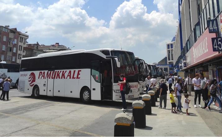 Kurban Bayramı otobüs biletleri tükendi! Ek seferler satılmaya başlandı