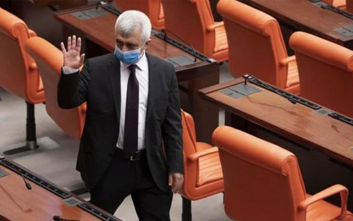 HDP'li Ömer Faruk Gergerlioğlu 4 ay sonra yeniden Meclis'e döndü! AYM 'hak ihlal'i kararı verdi