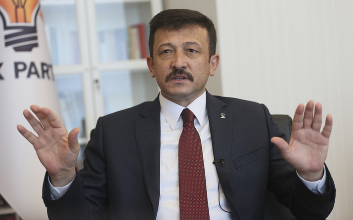 AK Partili Hamza Dağ'dan Tunç Soyer'e 15 Temmuz tepkisi