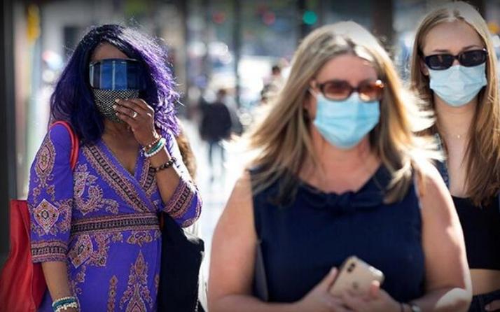 ABD'de maske kararı! Gece yarısından sonra kapalı mekanlarda zorunlu olacak