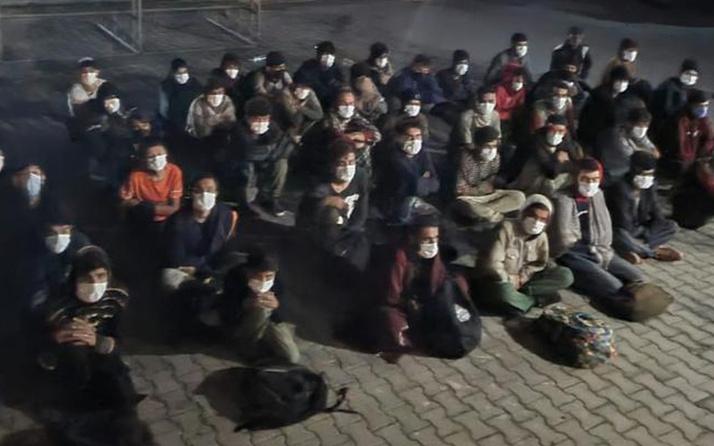 İstanbul'da başıboş geziyorlardı! 709 Afgan ve Pakistanlı yakalandı