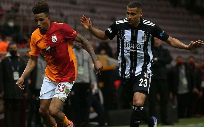 Beşiktaş'tan transferde Galatasaray'a karşı hamle! Ghezzal'a karşı Fernandes...