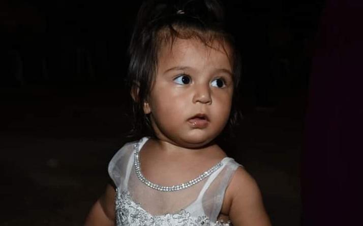 Antalya'da 2 yaşındaki Ecrin, çardakta kayboldu! Dere yatağı didik didik edildi
