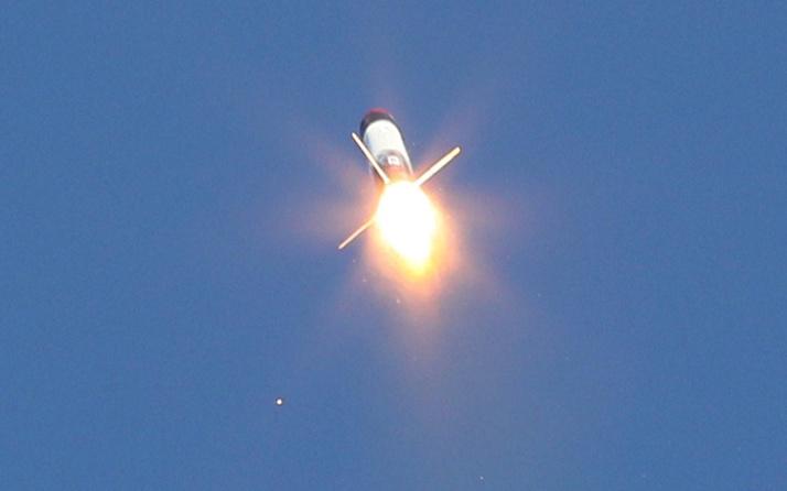Ay misyonunda kullanılacak SORS uçuş testinden geçti