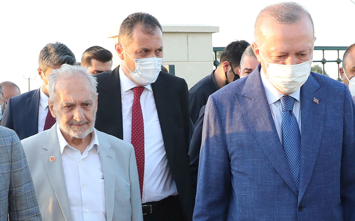 Cumhurbaşkanı Erdoğan'dan 'Oğuzhan Asiltürk' açıklaması! Temel Karamollaoğlu da davetliydi