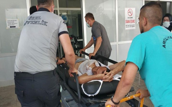 Samsun kurban kesenlere silahlı saldırı: 2 yaralı