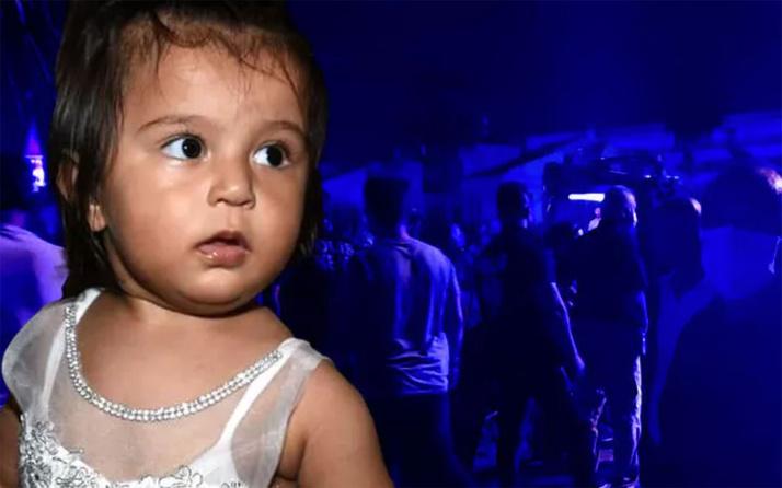 Antalya'da kaybolan 2 yaşındaki Ecrin bebeğin cesedine ulaşıldı
