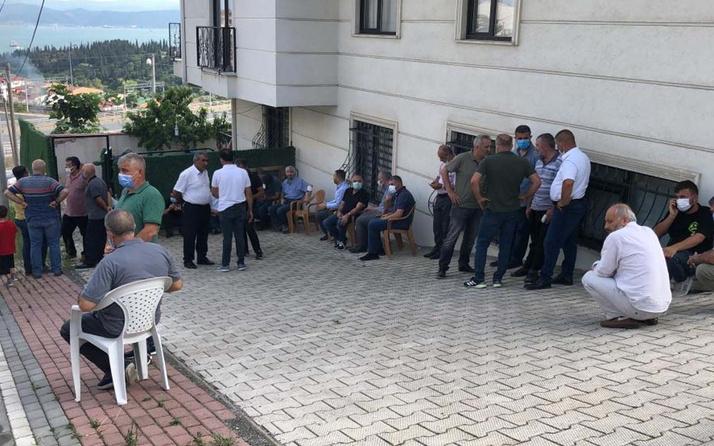 Kocaeli'de eski damat dehşeti! 1 kişi öldü 4 kişi yaralandı
