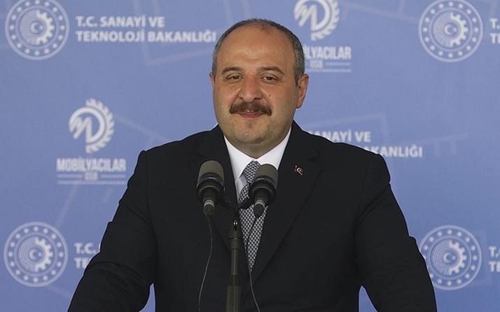 """Bakan Varank: Türkiye'nin ilk lisanslı Antep fıstığı deposunu Gaziantep'e kazandırık"""""""