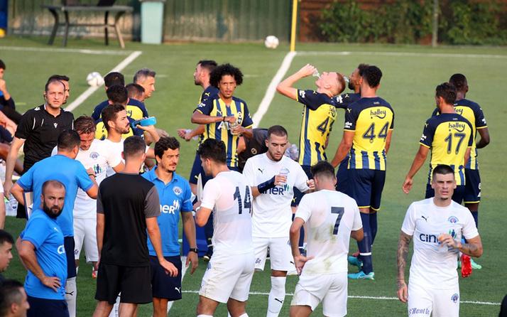 Fenerbahçe'de bileti kesilen futbolcular belirlendi 11 oyuncuya kulüp aranıyor