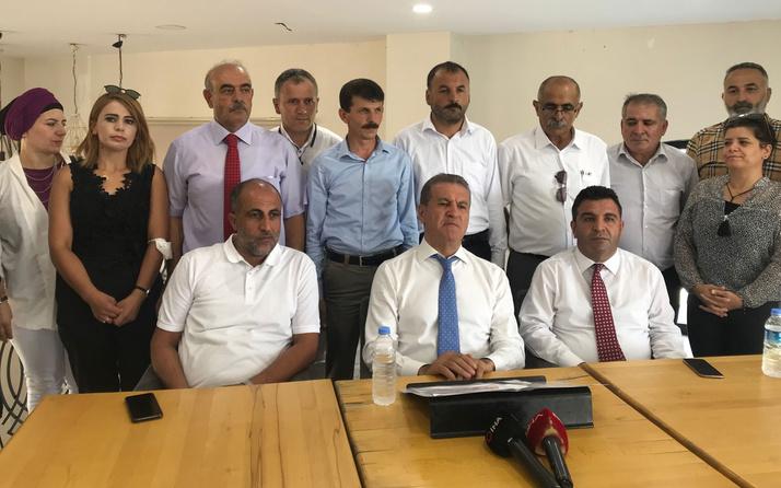 TDP Genel Başkanı Mustafa Sarıgül: Mutlaka tarımda alım garantisini getireceğiz