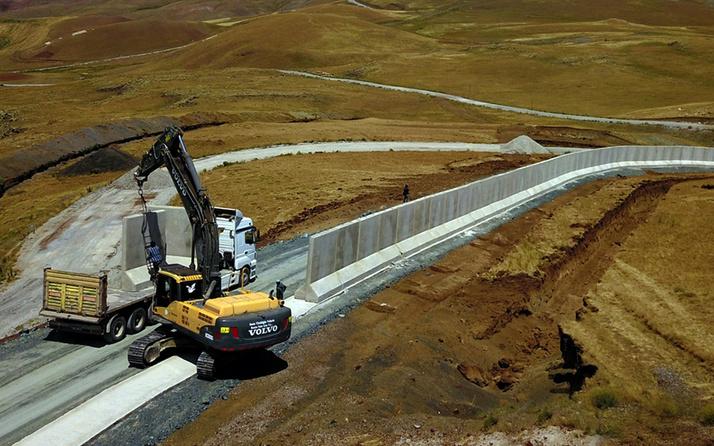 Türkiye-İran sınırına 63 kilometrelik duvar inşası! Yasa dışı geçişler engellenecek