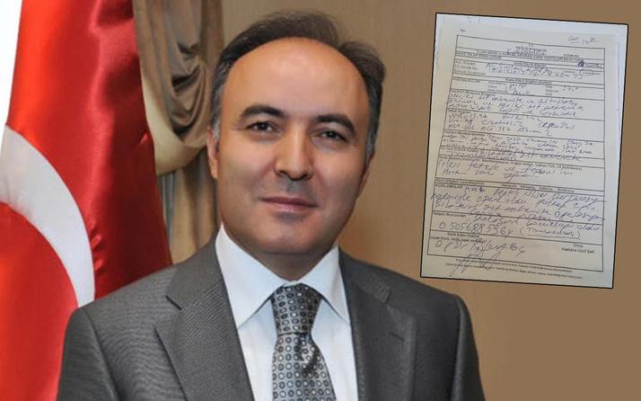 Mide ağrısıyla gidip öldü! Vali Ahmet Altıparmak isyan etti: Ölüme terk eden...