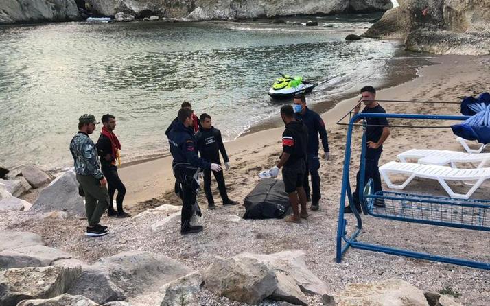 Şile'de denizde kaybolan bir kişinin daha cansız bedenine ulaşıldı