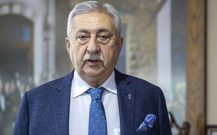 TESK Genel Başkanı Bendevi Palandöken esnaf için 'can suyu kredisi' talep etti