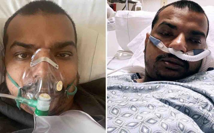 ABD'de aşı karşıtı 34 yaşındaki kişi, Covid-19 nedeniyle yaşamını yitirdi
