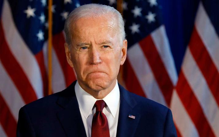 ABD Başkanı Biden'a anket şoku! İlk kez bu kadar geriledi