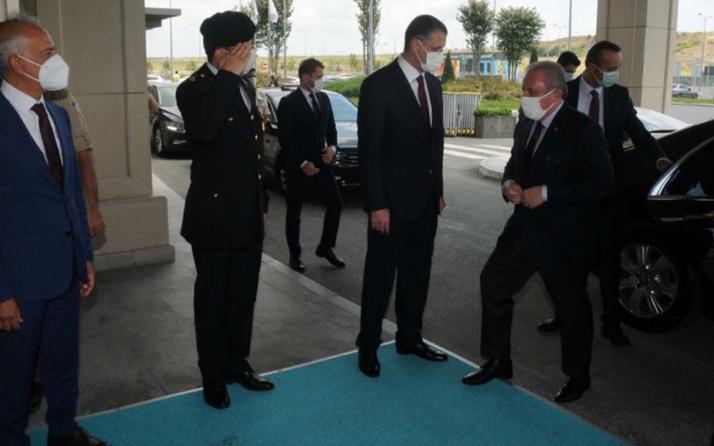 Meclis Başkanı Şentop Azerbaycan'a gitti