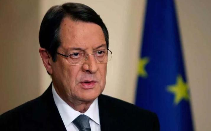 Güney Kıbrıs lideri Nikos Anastasiadis bir daha aday olmayacak