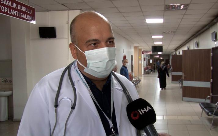 Kayseri Devlet Hastanesi Başhekimi Doç. Dr. İsmail Altıntop: Feraha çıkmak için aşı olun