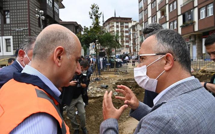 Bakan Adil Karaismailoğlu açıklama yaptı! Trabzon, Rize ve Artvin için kritik uyarı
