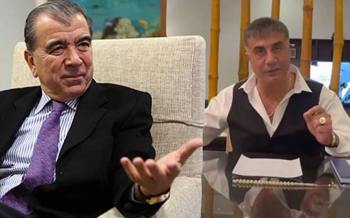 FETÖ'cü Enver Altaylı'dan Sedat Peker'e destek mektubu övgüler dizdi