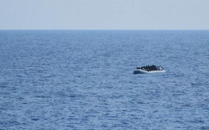 Libya açıklarında en az 57 düzensiz göçmen hayatını kaybetti