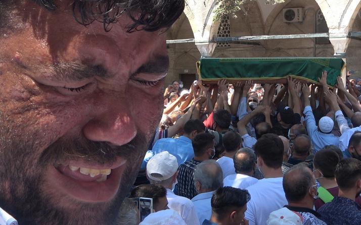 Kırklareli'de gözyaşları sel oldu! Binler son yolculuğa uğurladı