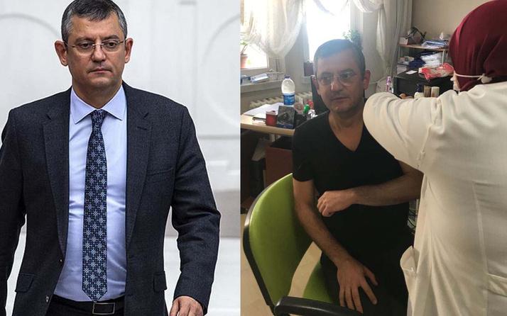 CHP'li Özgür Özel'den Sağlık Bakanı Fahrettin Koca'ya çağrı: Aşılıların ve aşısızların tablosu ayrılsın