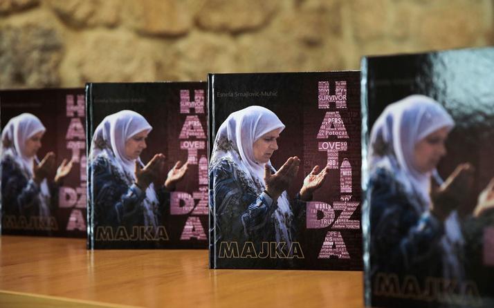 Srebrenitsa'daki soykırımın sembol isimlerinden Hatice Mehmedovic'in hayatı kitap oldu