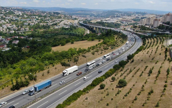 9 günlük Kurban Bayramı tatilinde 4 milyon araç Kocaeli'den geçti