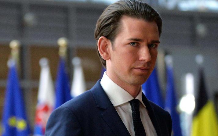 Avusturya Başbakanı mülteciler Avrupa'ya değil Türkiye'ye gitsin dedi