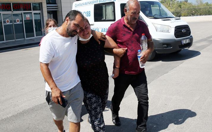 Antalya'da villanın havuzuna düşen 3,5 yaşındaki çocuk boğuldu! Acılı anne fenalık geçirdi