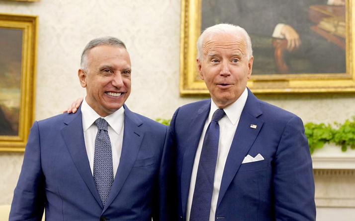 ABD'nin dikkat çeken Irak kararını Joe Biden açıkladı