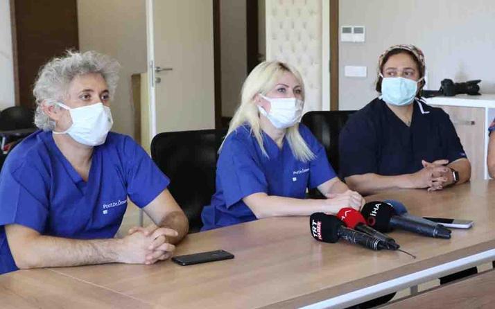 Türkiye'de ikinci kez uygulandı! Kadavradan rahim nakli 8 saatlik operasyonla tamamlandı