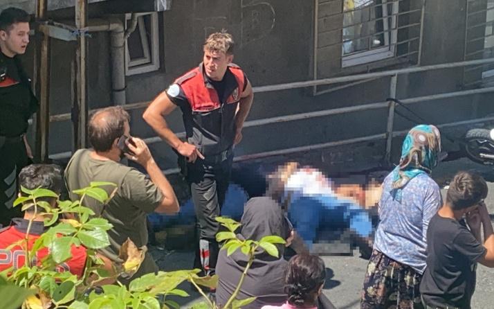 İstanbul Beyoğlu'nda silahlı saldırı: 3 ölü 1 yaralı
