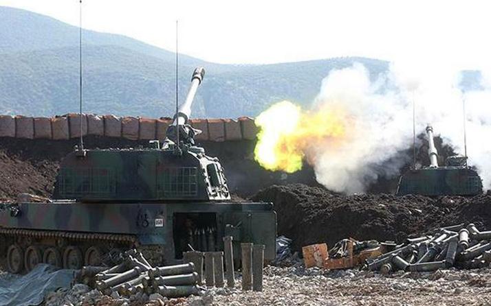 Barış Pınarı bölgesinde saldırı hazırlığındaki 6 PKK'lı terörist öldürüldü