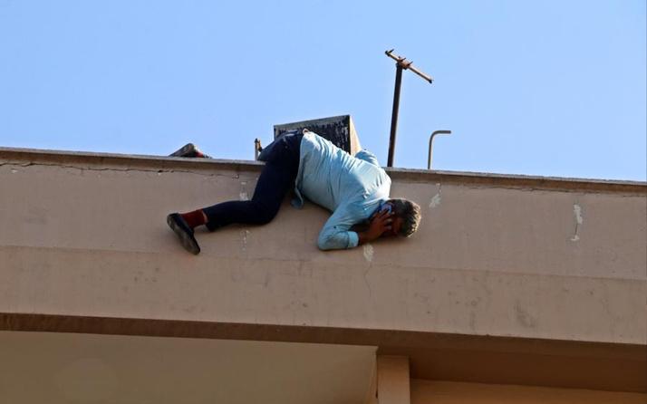 Antalya'da 'çatıya bomba koydum' deyip kabusu yaşattı! Meğer 7 ay önce...