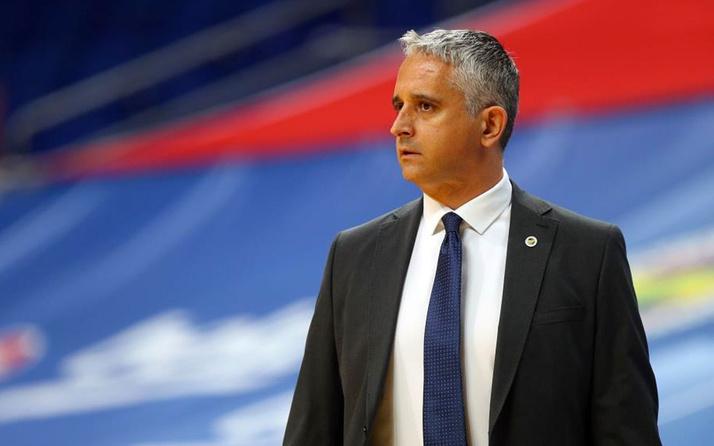 Fenerbahçe Beko'da İgor Kokoskov ile yollar ayrıldı
