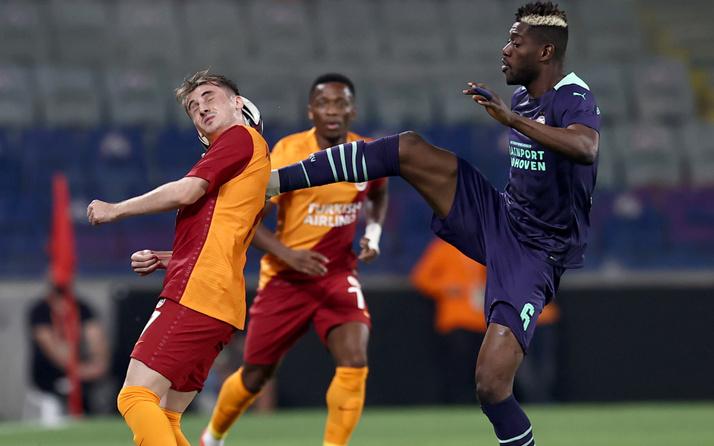 PSV Eindhoven'e elenen Galatasaray yoluna Avrupa Ligi'nde devam edecek