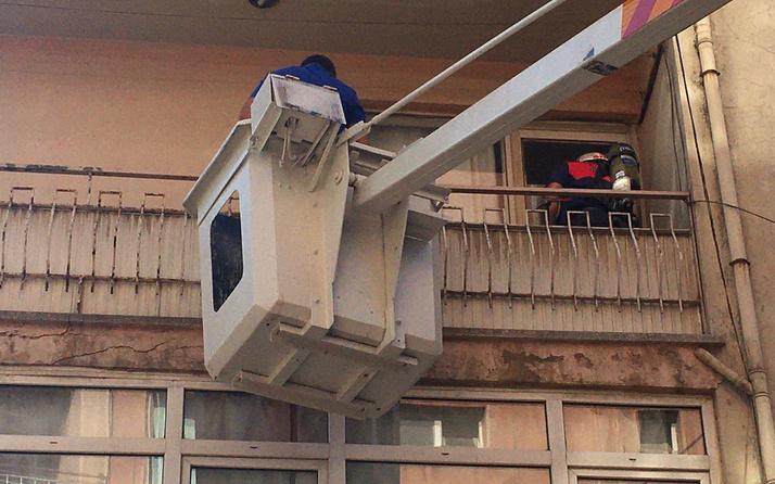 Aydın'da kötü koku apartmanı sardı! Yürek yakan gerçek ortaya çıktı