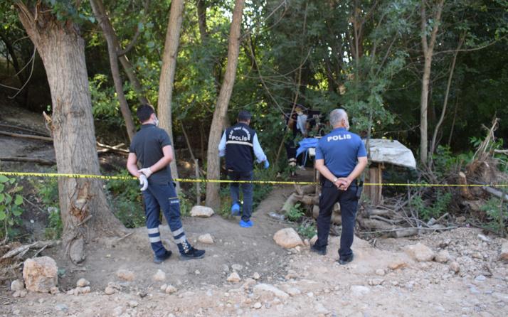 Malatya'da yaşlı adam ağaçlar arasında ölü bulundu! Meğer 15 yıldır...