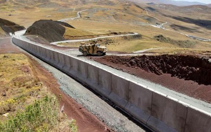 Van Valisi  Bilmez açıkladı: 295 kilometrelik İran sınırının tamamına duvar örülecek