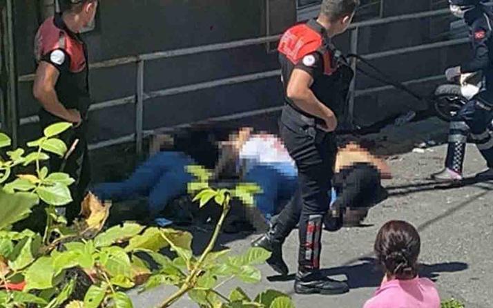Beyoğlu'nda katliam yapan dünürün ilk ifadesi: Ölmemek için öldürdüm