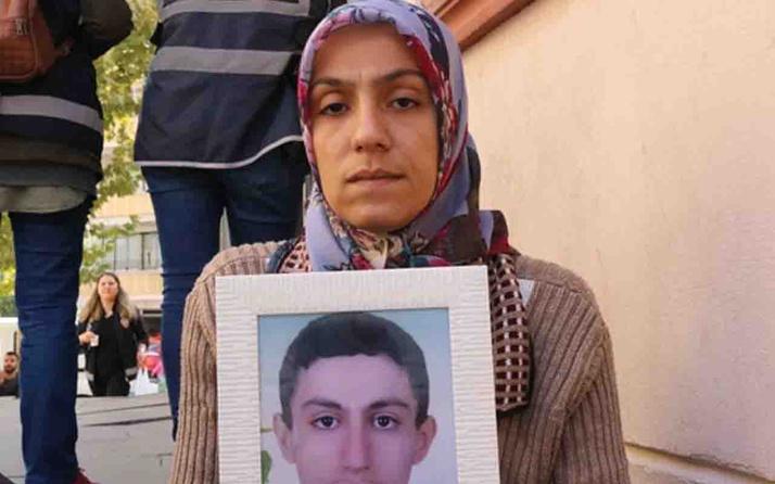 En başından beri evlat nöbetindeydi Ayşegül Biçer'in oğlu PKK'dan kaçarak teslim oldu