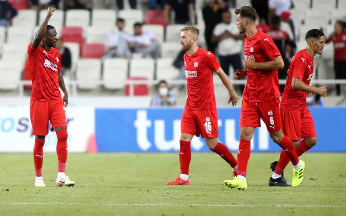 Sivasspor, UEFA Avrupa Ligi'nde 3. eleme turuna yükseldi