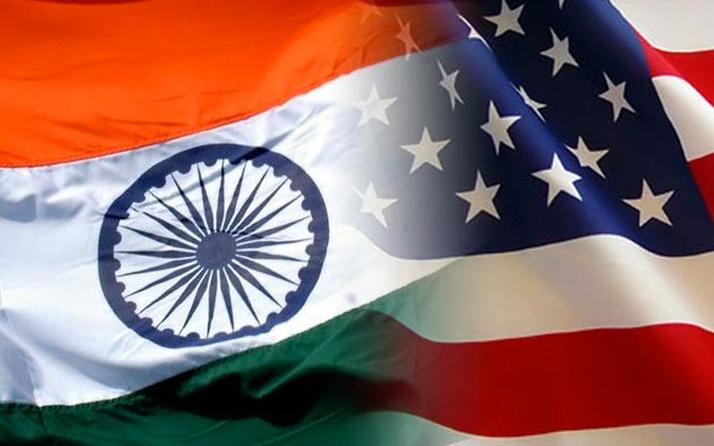 ABD'den Çin'e karşı Hindistan ile ortak adım