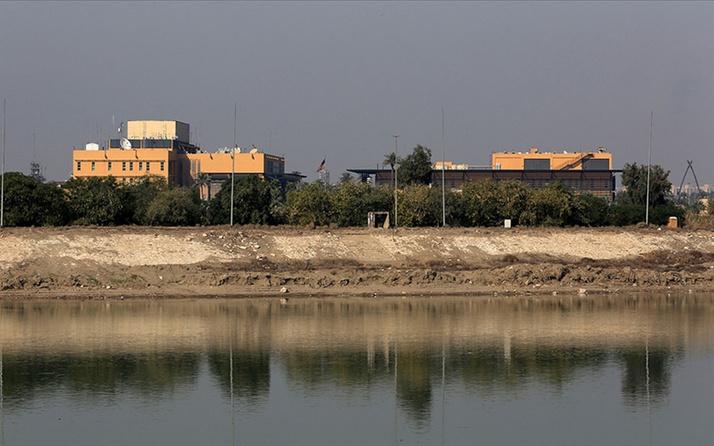 Irak'ta ABD Büyükelçiliği'ne roketli saldırı