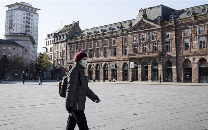 Fransa'da vakalar artıyor! Son 24 saatte 27 bin 934 Kovid-19 vakası tespit edildi