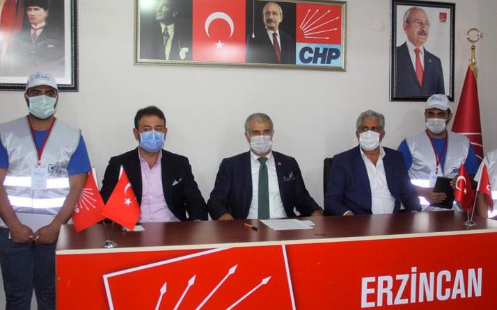 CHP'li Beşiktaş Belediye Başkanı Rıza Akpolat'tan gazetecilere zarf içerisinde 500 TL